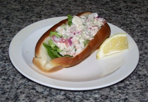 Lobster roll blog