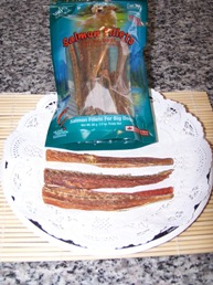 th Dried Salmon Fillet