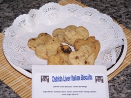 th Ostrich Liver Italian Biscuits