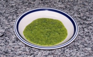 Chimichurri sauce blog